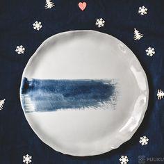 Blue brush on puuku.com #puuku #handmade #ceramic #homedecor