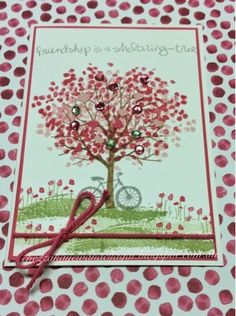 Stampin' Up! Sheltering Tree, 2015 Occasion