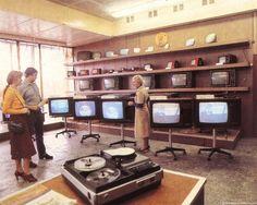 История на старых фотографиях, картинах, гравюрах и документах - СССР 1985 г. Часть 2 (Очень разные города)