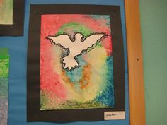The perfect project for MLK Day or a peace unit, these gorgeous doves that we found over at Mrs. Art Teacher! are actually pretty easy to create. They'll take a couple crafting sessions since you'll...
