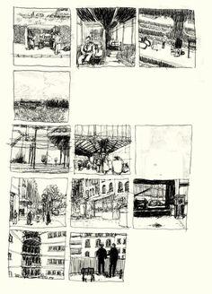 PARIS/NOVEMBRE/2009 | Brice DUMAS | GRANDPAPIER