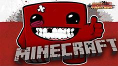 Super Meat Boy in Minecraft Map 1.9.4 - minecraft adventure maps : This map is a 1 to 1 recreation of the first world of Super Meat Boy. It comes c ...  #adventure #maps | http://niceminecraft.net/category/minecraft-maps/