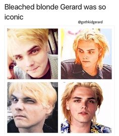 It's actually Lemon Gee but yes you're correct he was iconic<<< oh my god in the two right pictures he looks kind of like a hot surfer