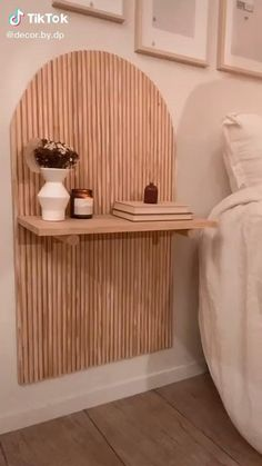 Home Projects, Home Crafts, Diy Room Decor, Bedroom Decor, Home Decor, Furniture Makeover, Room Inspiration, Interior Design, Diy Furniture Videos