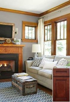 the best wall paint colors to go with honey oak dream home rh pinterest com