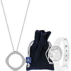Activity tracker jewelry.