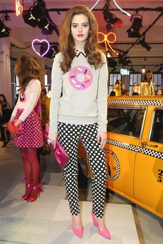 Kate Spade at NYFW2013