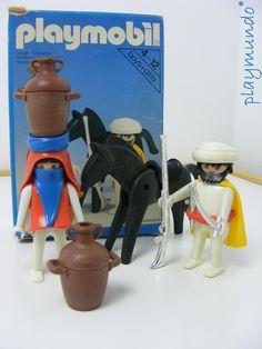 PLAYMOBIL ARABES REF. 3585 (AÑO 1980) http://www.playmundo.es/playmobil-arabes-ref-3585-ano-1980-3810-p.asp