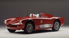 Alfa Romeo 750 Competizione 1955