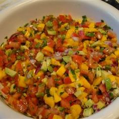 with mango avocado salsa maybe if i eat it i ll look like her perxfood ...