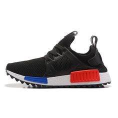 best sneakers 15cca d605a Adidas NMD XR1 Trail Scarpe - Uomo - Nero Blu Rosso