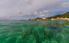 Devil's Bay, Virgin Gorda, British Virgin Islands   Nature's color palette is astounding.