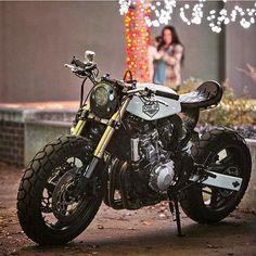 Honda CB600 Cafe Racer
