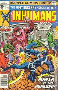 Inhumans (1975 1st Series) 11
