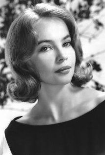 Leslie Caron. Absolutely beautiful then, absolutely beautiful in old age - look her up! Maybe its worth it to embrace aging sometimes :]
