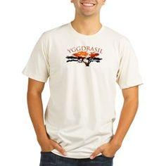 Yggdrasil- The World Tree T-Shirt