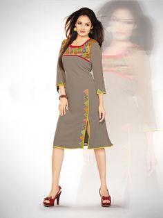 54ba75e0db 14 Best Designer Kurtis images in 2017   Designer kurtis, Anarkali ...