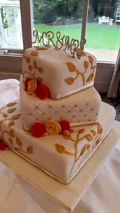 See 2 photos from 6 visitors to Cupcake Couture. Bed Cake, Cupcake Couture, 2 Photos, Cake Toppers, Wedding Cakes, Desserts, Food, Wedding Gown Cakes, Tailgate Desserts