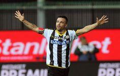 Udinese-Chievo, le formazioni ufficiali: torna Di Natale  - http://www.maidirecalcio.com/2014/11/23/udinese-chievo-le-formazioni-ufficiali-torna-di-natale.html
