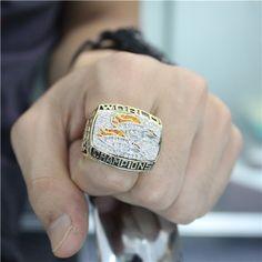 Custom 1998 Super Bowl XXXIII Denver Broncos Championship Ring