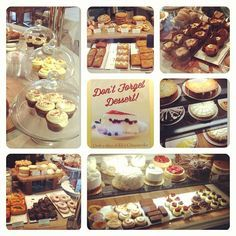 The Eli's Cheesecake Bakery Cafe is a great place to stop in for a quick snack or dessert! They have whole, frozen cakes as well as fresh, specialty desserts! Located at 6701 W. Forest Preserve Drive, Chicago