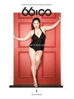 Meet Kim Gee Yang, Korea's self-proclaimed 1st ever plus-size model
