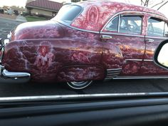 1950's mad sick low rider I figured everyone could appreciate . peep the mad detail