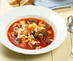 Kókuszos pöfeteg Recept képpel - Mindmegette.hu - Receptek National Dish, Chili, Soup, Lunch, Dishes, Recipes, Plate, Chile, Chilis