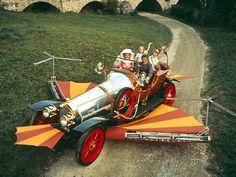 Chitty Chitty Bang Bang Film Events Tyneside Cinema Mod Movie Monday Chitty Bang at Tiki Chris P. James Bond, Convertible, Weird Cars, Unique Cars, Top Cars, Fast Cars, Custom Cars, Motor Car, Cars Motorcycles