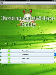 Free for now- Environmental Science Buddy - Educational App