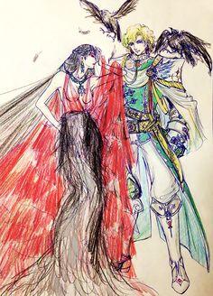 又换画风了ORZ by 夜枭 Sailor Moon