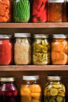 80 Recipes For Home Canning