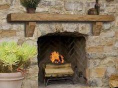 Image result for portland stone mantel