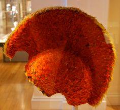 Hawaiian Feather Helmet