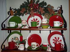 christmos fiestaware | Christmas Fiesta / Fiestaware - yes, please!