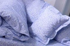 £25 Tonder & Tonder  Blue Lavender Fitted Sheet