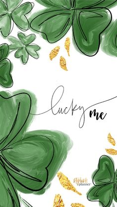 iphone wallpaper floral Lucky me iPhone wallpaper # Aesthetic Iphone Wallpaper, Screen Wallpaper, Mobile Wallpaper, Wallpaper Quotes, Aesthetic Wallpapers, Wallpaper Backgrounds, Lucky Wallpaper, Iphone Wallpaper Green, Phone Backgrounds