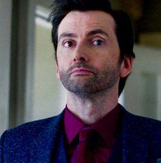 David Tennant as Kilgrave (Jessica Jones)