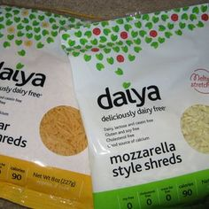 Monday & Tuesday Dinners-Daiya Vegan Cheese and the Pizza Miracle [this gets good reviews for taste, melting, etc. and could be used in some dishes for special diet]