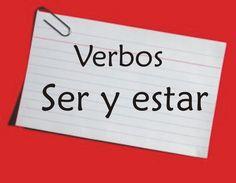 Gramática española: Los verbos ser y estar con adjetivos