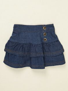 EGG Baby for GILT, Today Only!   Denim Skirt   $21.42