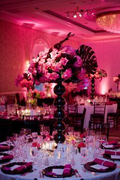 25 Stunning Wedding Centerpieces - Part 7 by Belle The Magazine