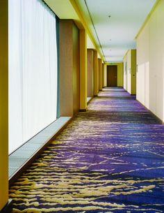 Park Hyatt Zurich, interior designed by Hirsch Bedner Associates