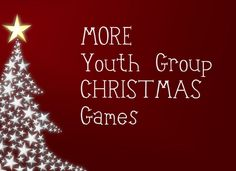 ym360 is passing along a few more awesome youth group Christmas games!