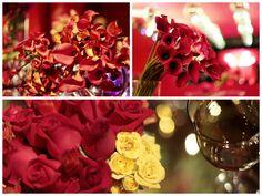 Flores vermelhas para casamento | Red Flower | Arranjos Floridos | Casamento Vermelho | Red Wedding | Red | Vermelho | Lustres | Luxury | Casamento Luxuoso | Inesquecível Casamento | Casamento | Wedding | Decoração | Decoração de Casamento | Decor | Decoration | Wedding Decor