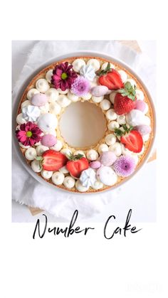 Home made number cake quickly and easily festive cakes Number Cake Cake Decorating Techniques, Cake Decorating Tips, Sweets Cake, Cupcake Cakes, Pie Dessert, Dessert Recipes, Number Cakes, Cake Videos, Homemade Cakes