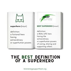 YOU are ALL real-life BEST Superheroes in our book ⚡📚 Thank you for sharing your care and support each and every day! 💚  #TBITalk #ThankfulThursday #superhero #superheroes #apprecationpost #thankful #communitylove #braininjuryawareness #engageenergizeempower