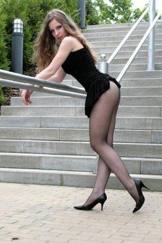 Pantyhose & Long Legs