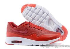 low priced e86ee d8781 Find Discount Nike Air Max 1 Ultra Moire Womens Red White online or in  Footlocker. Shop Top Brands and the latest styles Discount Nike Air Max 1  Ultra Moire ...