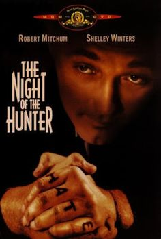 El señor de los bloguiños: La noche del cazador (1955) de Charles Laughton